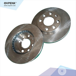 Front Brake Disc For Daewoo LANOS 90121445/569031/569054/90008006/96215669/96471274 Auto Parts