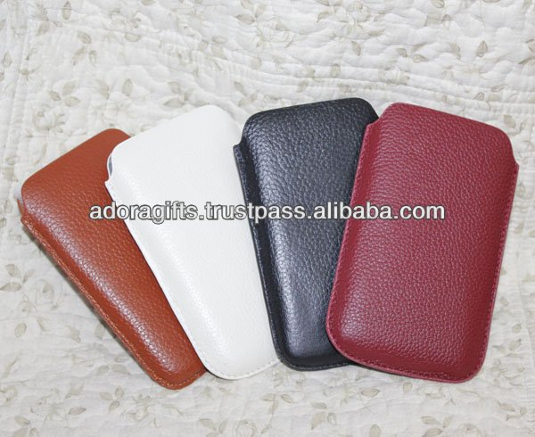 ADALMC - 0025 new design mobile accessories cover / unique style cell phone cover / western leather cell phone cases