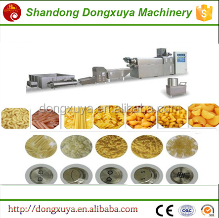 Automatic Italy Pasta processing food machine to make food