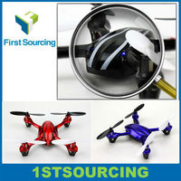 Mini wireless remote aircraft,6 axis,2.4G spread spectrum 4 channel