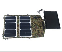 13w foldable solar panel charger,sunpower solar panel pack