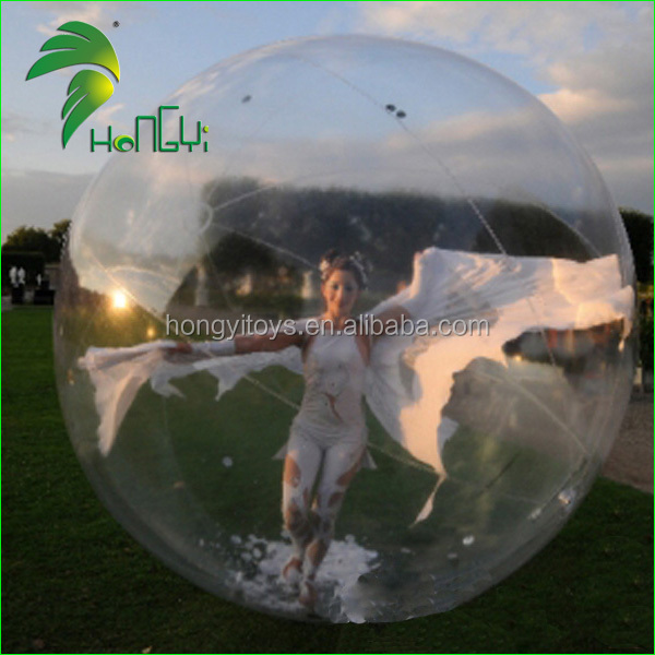 Hot Sale Cheap Durable PVC Inflatable Water Balloon , Inflatable Water Walking Ball Toy For Water Play Equipment