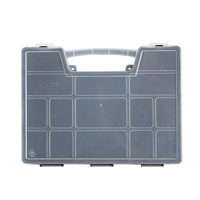 15 grids plastic tool box for anchors