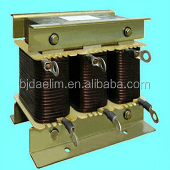 power capacitor reactor