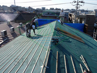waterproofing microporous membrane for roof and wall
