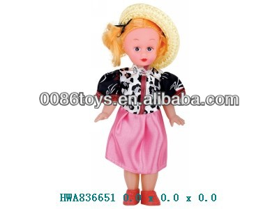 Doll with IC or/and light