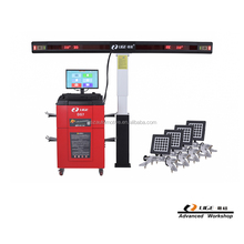 3D alignment and balancing machines DS7
