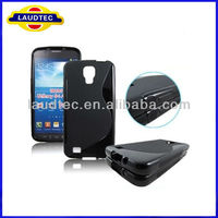 Hot Selling 100% Fit S Line TPU Gel Case for Samsung Galaxy S4 Active I9295 Case Made in China Laudtec