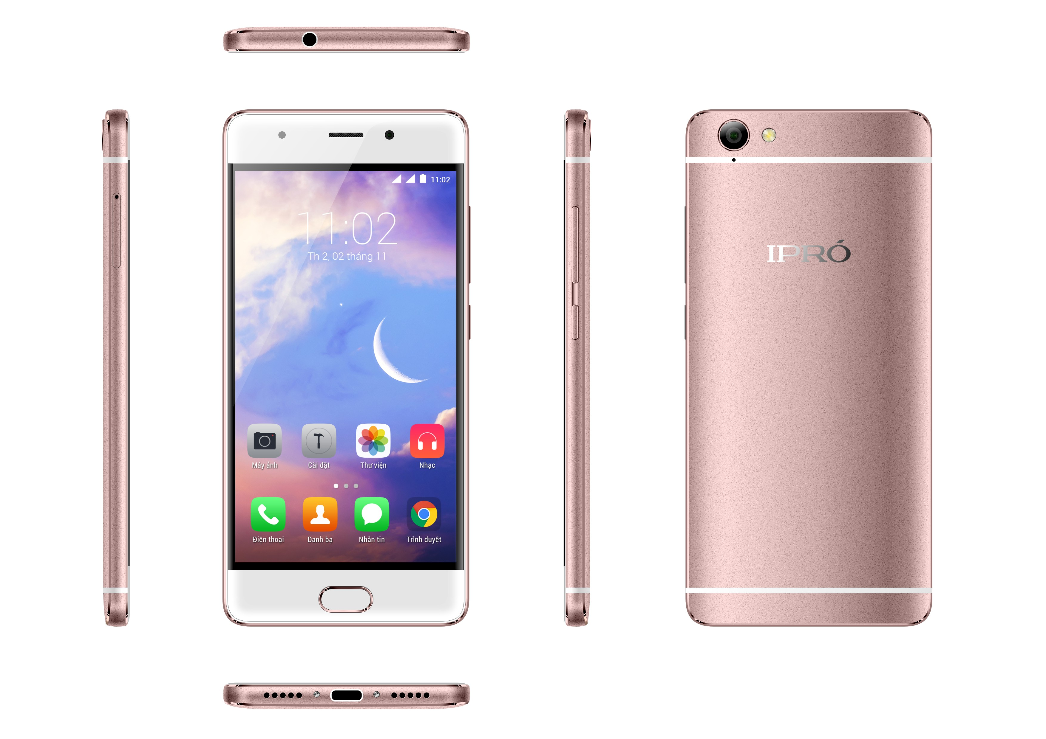 Best Sales Produc Android 6.0 MT6735 Oem Smartphone 4G Lte NO Brand Smart Phones