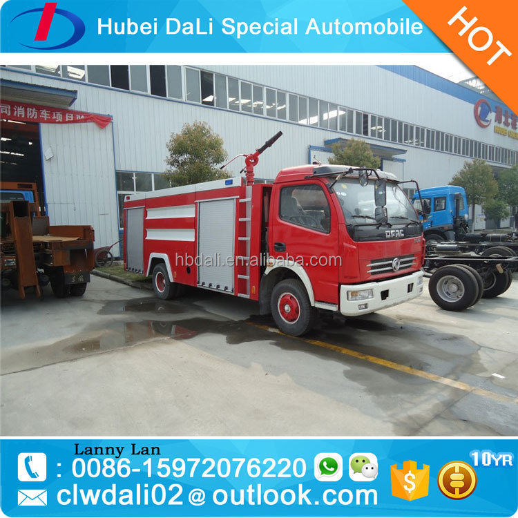 4000L dongfeng fire fighting truck price,fire truck specifications,water tank fire truck