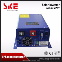 Single Output Type and DC/AC Inverters Type 8kw solar inverter with MPPT solar charger