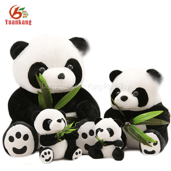 Stuffed Pandas Teddy Bear Toys Kids Giant Soft Doll Plush Panda Toy for children