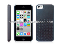 popular pc+pu leather for iphone5c