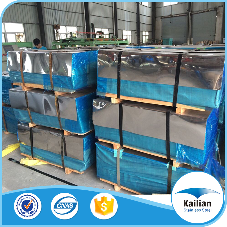 Length as requested improve flatness stainless steel plate price per sheet