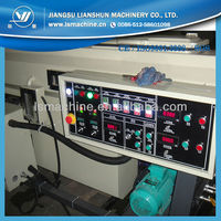 plastic PP wire protection tube making machine