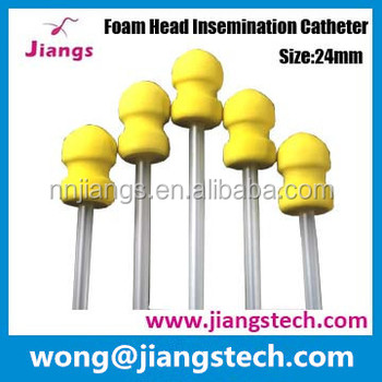 Jiangs insemination catheter for sows