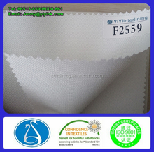 PA coating cap interlinings for buckram fabric by nantong interlining factory