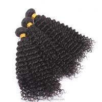 No tangle no shedding kinky baby curl braids human hair for braiding