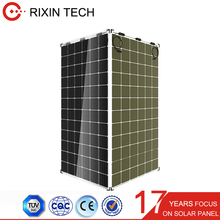 high power 365Wp high power 72 cells N-type Mono Bifacial Solar Cell panel solar PV modules