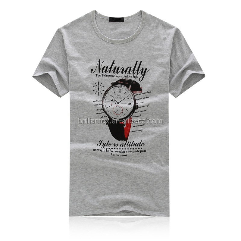 Factory Direct Price Custom Screen Printing T Shirts Bulk