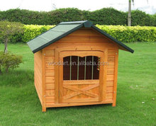 Chinese fir wood Wooden Dog Kennel dog house and cages
