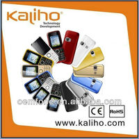 Factory promotion!!!2015 cheapest mobile phone /Slim shape/java/Quad band/ TV/K119