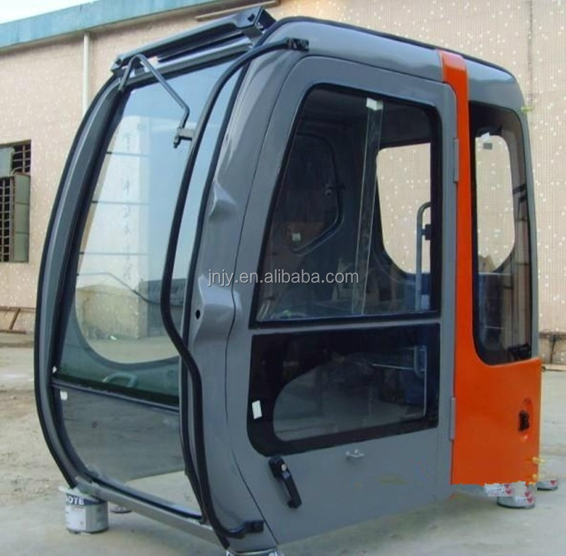 second-hand Kato excavator cab, used kato driver cabin with good condition