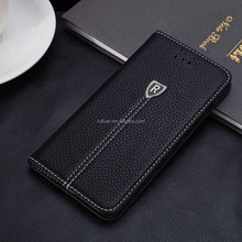 Factory Wholesale High Quality Luxury Folio Stand Wallet Flip Magnetic Leather Case for Iphone 6 6s Plus Se