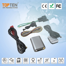 Accurate Vehicle Tracker Manual GPS Tracker TK108 with Online Tracking, 8Mb Data Logger
