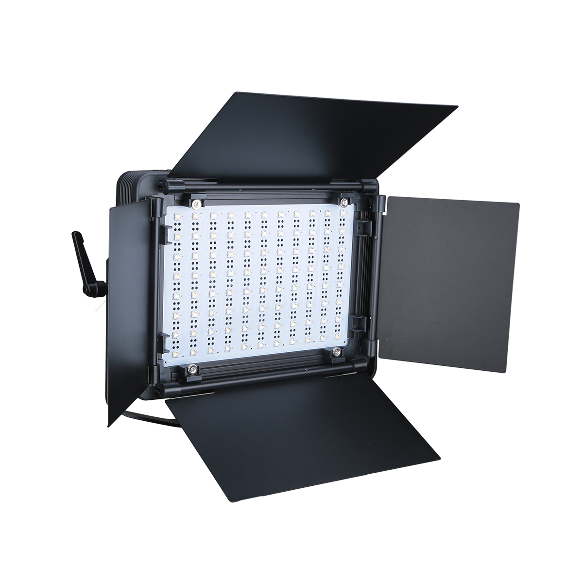 LED-880A NiceFoto  50W LED video light  CRI 95 CCT 3200K-6500K  LED professional light Photographic equipment LED panel lighting