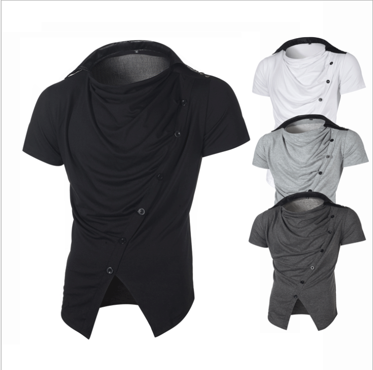 The new spring and summer new spring and summer wear short sleeves T-shirt for men.