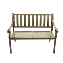 modern home goods patio furniture bench for waiting