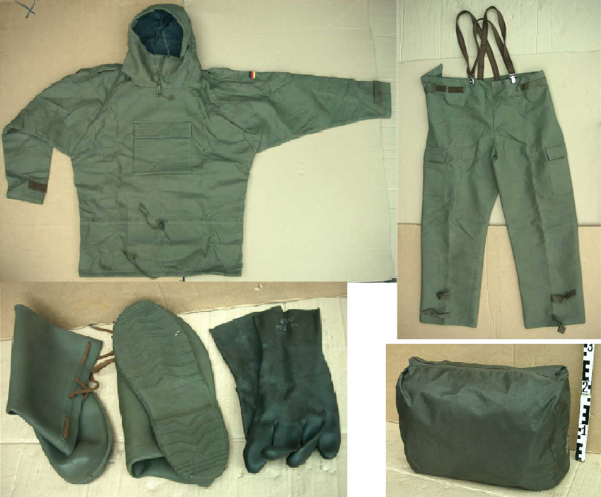working / NBC protection suits OVERGARMENT 3150 sets military clothing