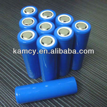 14500 3.7V 700mAh rechargeable lithium ion battery