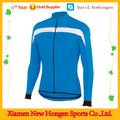 2015 Top quality custom men's sublimation long sleeve cycling jersey