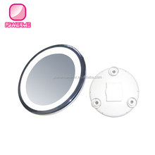 LED Makeup mirror by touch with brightness adjustable