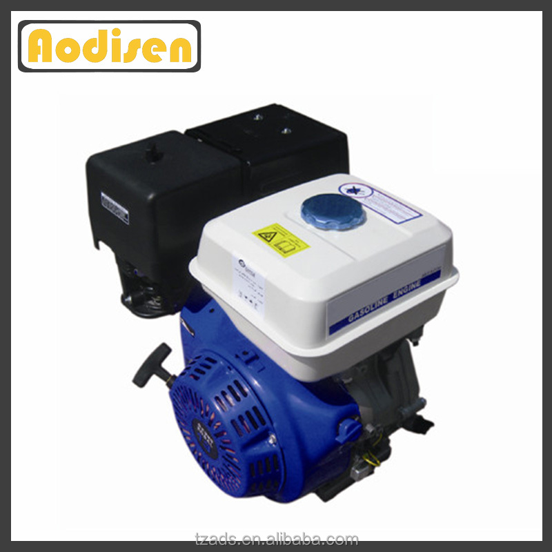 gasoline powered agriculture use gx 390 pump engine