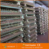 hot dipped galvanized Safety Barriers wire mesh welded gabion cage