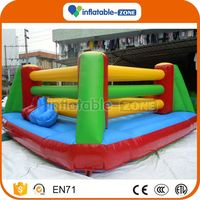 Best quality inflatable fighting ring wrestling rings for sale