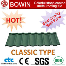 cheap roofing material /different styles of roofing /galvanized metal roof
