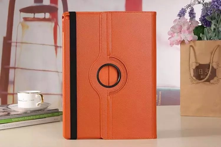 360 Rotating Flip Stand PU Leather Case Cover for Apple iPad 2 3 4 tablet Cases