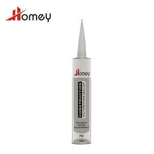 Homey P35 paintable construction pu adhesive sealant