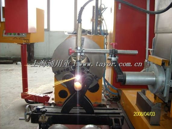 pipe plasma and gas cutter, profiling gas cutter
