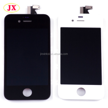 Original new quality lcd display for iphone 4s with white /black color