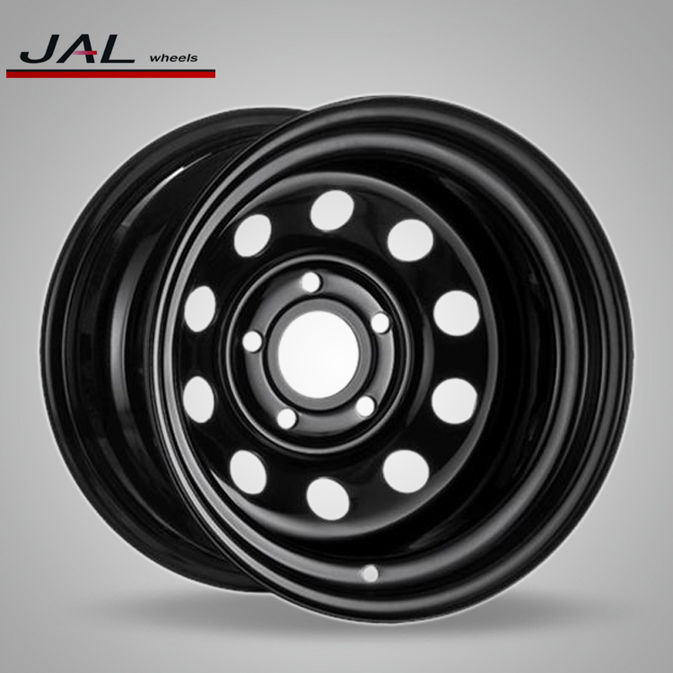 Deep Dish 6Jx14 Steel Wheel 5x114.3 Offroad Car Rims Wheels