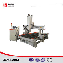 Engraving Soft Metal Aluminum MDF Wood 4 Axis 1325 CNC machine
