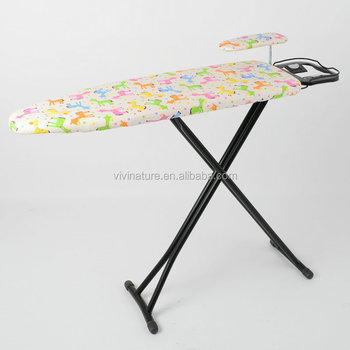 Height Adjustable Folding High Quality Fabric Dry Ironing Board