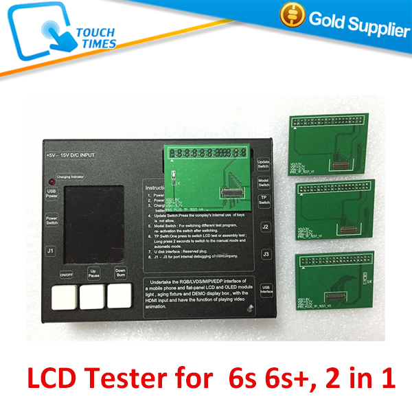 Universal LCD Display / Touch Screen Digitizer Tester for iPhone 6s 4.7 / 6s Plus 5.5 with PCB Boards