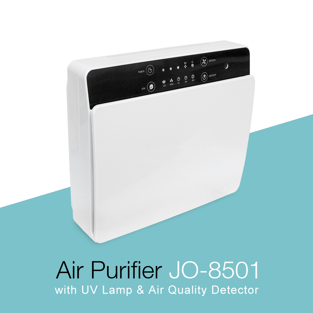 110V & 220V Universal Wall Mounted Air Conditioning Electric Home Appliance (Air Purifier JO-8501)