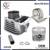CG125 OEM Motorcycle Cylinder Block / motorcycle cylinder block for honda